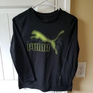 Boys Puma Medium long sleeve shirt